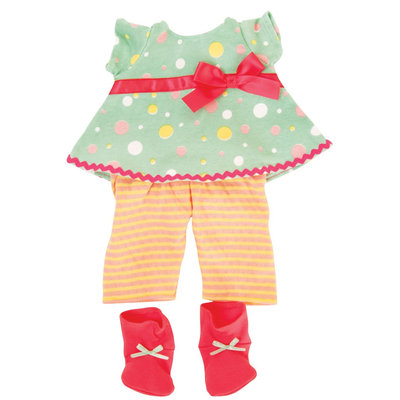 Manhattan Toy Baby Stella Pretty Party Outfit