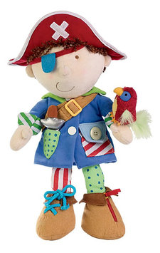 Manhattan Toy Dress Up Friends Pirate - 1 ct.