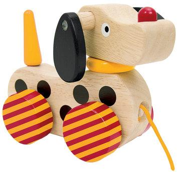Manhattan Toy Pull-A-Long Friend Puppy