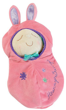 Manhattan Toy Snuggle Pods Honey Bunny - 1 ct.