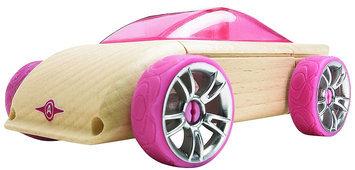 Automoblox C9-P Sportscar Pink Mini by Automoblox
