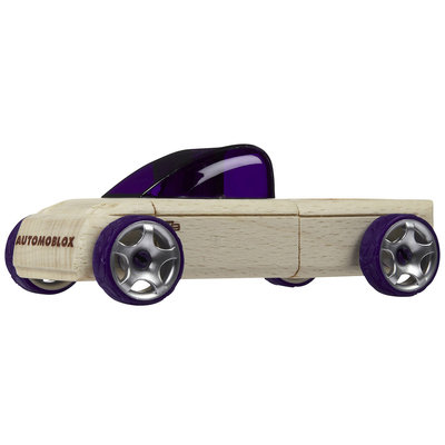 Automoblox Mini Car - T9 Pick-up Blue