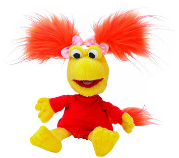 Manhattan Toy Fraggle Rock Bobble Head - Red