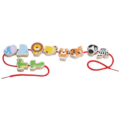 Manhattan Toy Lace-A-Long Safari