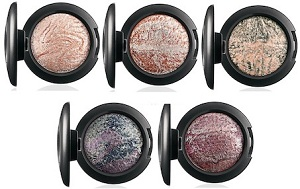 M.A.C Cosmetics Apres Chic Collection Mineralize Eyeshadow