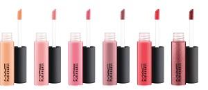 M.A.C Cosmetic Plushglass Lip Gloss
