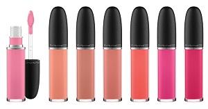 M.A.C Cosmetics Retro Matte Liquid Lipcolour