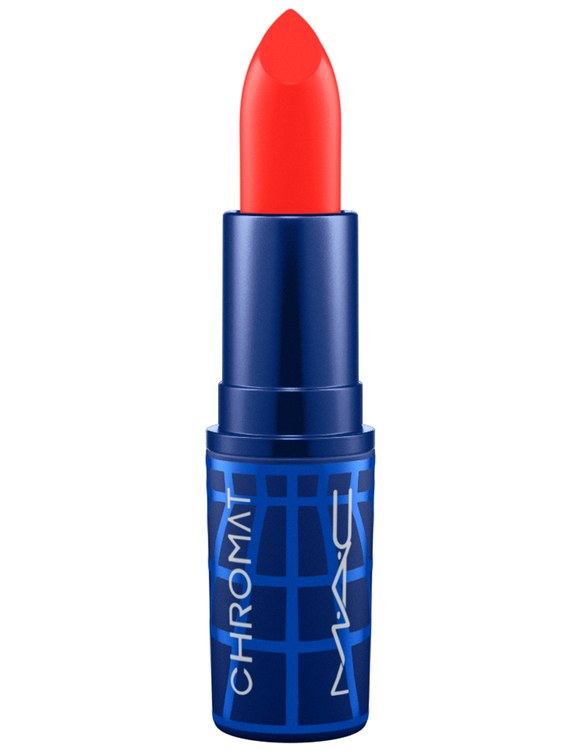 MAC Cosmetics Augmented Reality Lipstick in Strong Candy Red