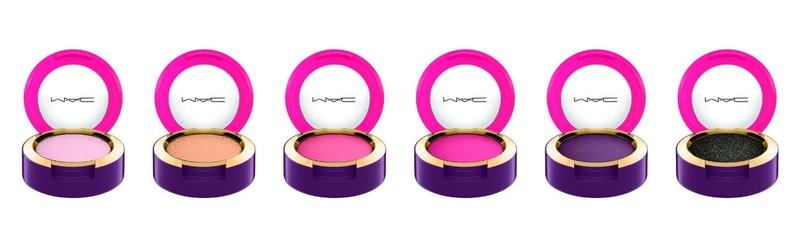 MAC Cosmetics Nutcrakcer Sweet Magic Dust Eye Shadow Collection