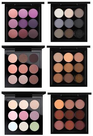 M.A.C Cosmetics Eye Shadow X 9 Palette
