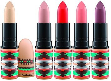 MAC Cosmetics Vibe Tribe Collection Lipstick