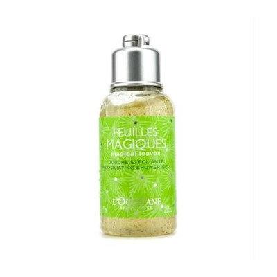 L'Occitane Magical Leaves Exfoliating Shower Gel