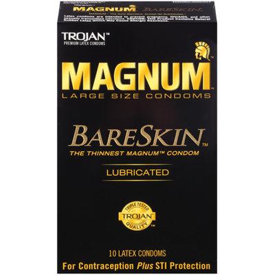 TROJAN™ MAGNUM™ BARESKIN™ Lubricated Condoms