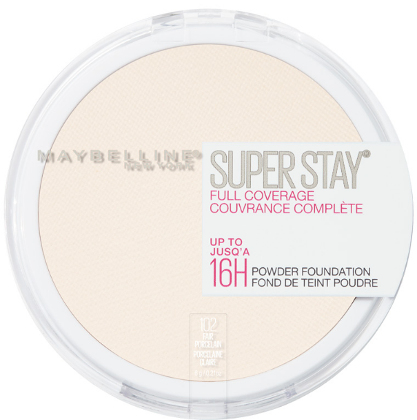 Maybelline Super Stay® Full Coverage Powder Foundation