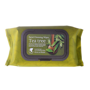Morgan Miller Facial Cleansing Wipes Tea Tree