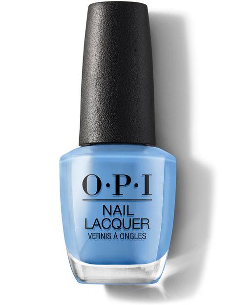 OPI Nail Lacquer.