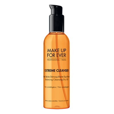 MAKE UP FOR EVER Extreme Cleanser Balancing Cleansing Dry Oil