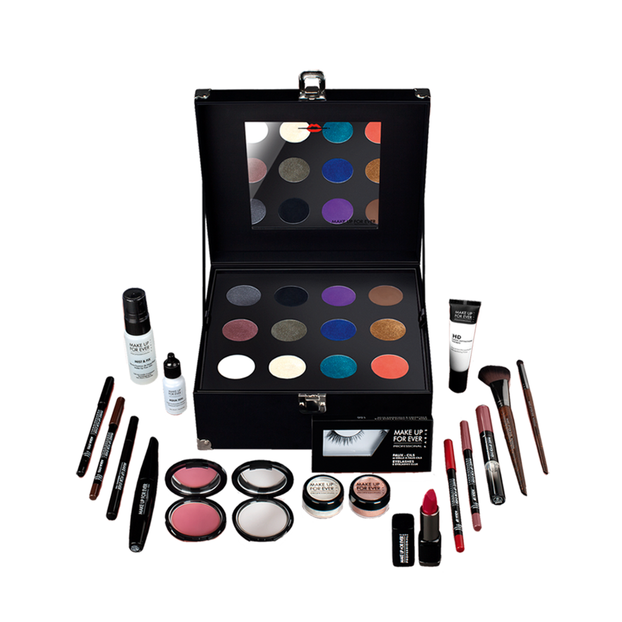 MAKE UP FOR EVER Make Up Station Get Backstage Access to Pro Makeup Tips