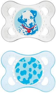 MAM Animals Silicone - Boy - 0-6 Months - 2 Pk - 1 ct.