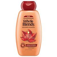 Garnier Whole Blends Maple Remedy Restoring Shampoo