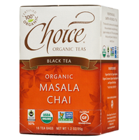 Choice Organic Teas Masala Chai Black Tea