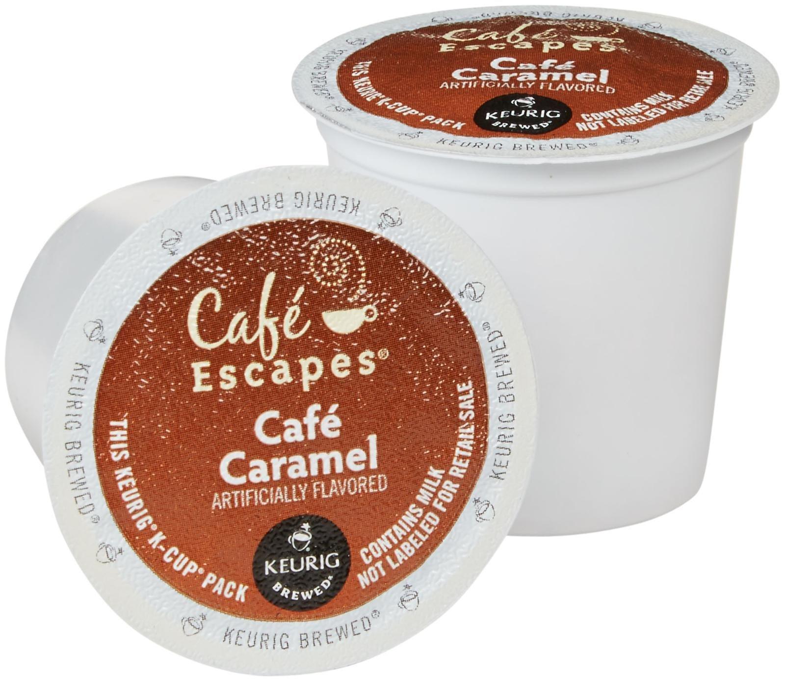 Cafe Escapes Caf Caramel
