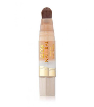 Milani Glow Natural Brush-On Liquid Makeup