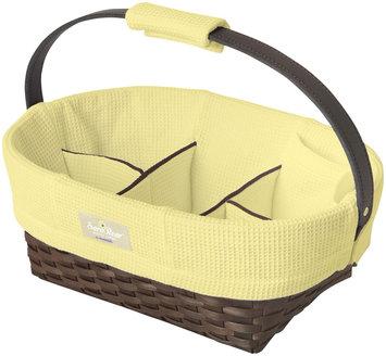 Munchkin Munchkin SaraBear Portable Diaper Caddy - Yellow Waffle - 1 ct.