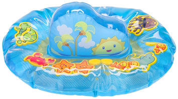 Munchkin Excite & Delight Play n' Pat Water Mat, Island - 1 ct.