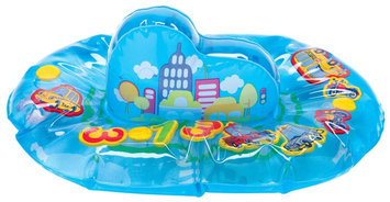 Munchkin Excite & Delight Play n' Pat Water Mat, City - 1 ct.
