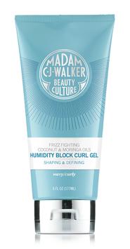 Madam C.J. Walker Beauty Culture Coconut & Moringa Oils Humidity Block Curl Gel