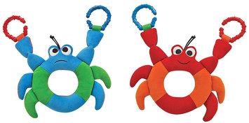 Melissa & Doug Linking Crab Teething Toy