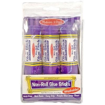 Melissa & Doug Non-Roll Glue Stick (3 pack)