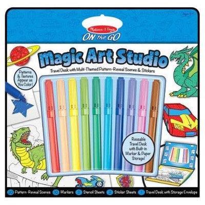 Melissa & Doug Magic Art Studio, Blue