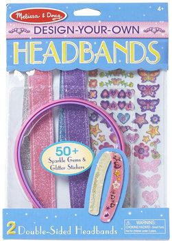 Melissa & Doug DYO Headbands - 1 ct.