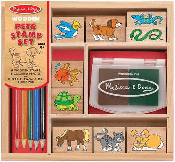 Melissa & Doug Pets Stamp Set - 1 ct.