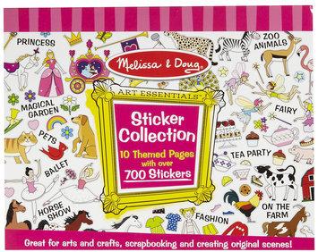 Melissa & Doug LCI4247 Sticker Collection Pink