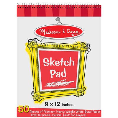 Melissa & Doug Art Essentials Sketch Pad