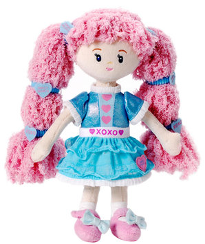 Madame Alexander Candy Hugs Cloth - 1 ct.