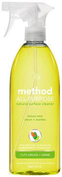 method all purpose cleaner spray lemon mint