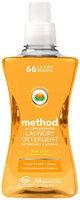method laundry detergent 66 loads ginger mango
