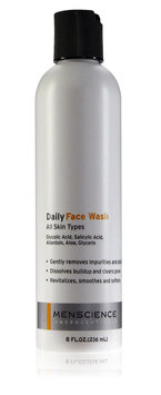 MenScience Androceuticals Daily Face Wash, 8 oz