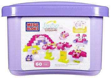 Toys 'r' Us MEGA Bloks Junior Builders 60 Piece Building Blocks