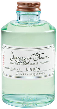Library of Flowers Bath Oil, Linden