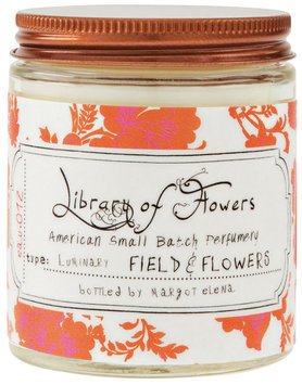 Library of Flowers Candle, Field & Flowers