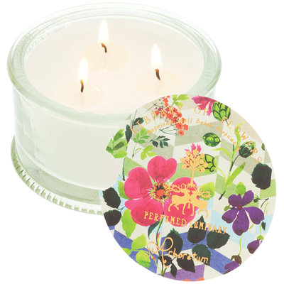 Library of Flowers Candle, Arboretum