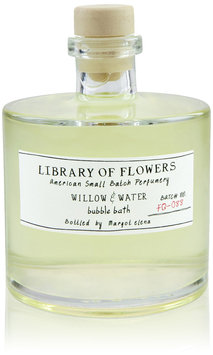 Library of Flowers Bubble Bath, Willow & Water