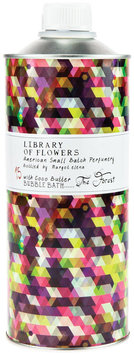 Library of Flowers Bubble Bath, The Forest