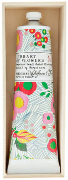 Library of Flowers Handcreme, Wildflower & Fern