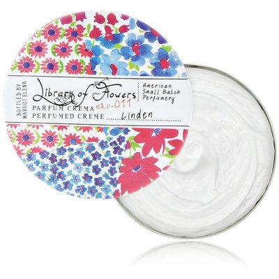 Library of Flowers Parfum Crema, Linden